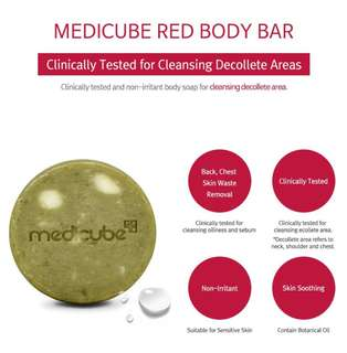🚚 Medicube body bar 10g