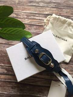 New! Authentic Balenciaga Leather bracelet