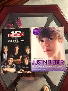 1D and Justin Bieber