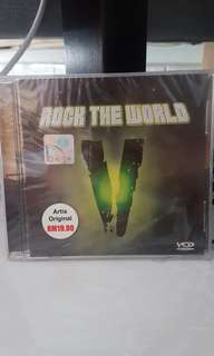 Original ROCK THE WORLD V vcd live