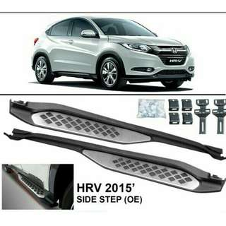 Honda HRV Door Step Running Board Side Step