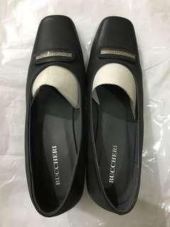 Buccheri high heels pantofel shoes vintage sepatu hak tinggi