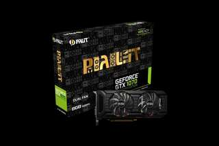 Palit Geforce 1070 GTX 8gb