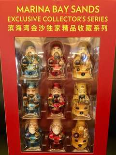 MBS FU LU SHOU exclusive collector's series