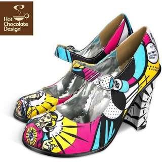 Holly Pop Heels