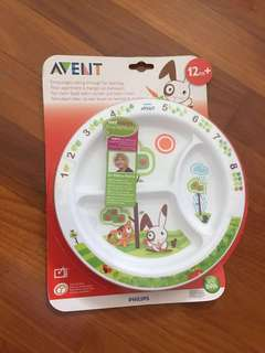 Philips Avent Toddler Feeding Mealtime Set