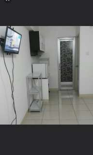 Apartment studio Greenbay Pluit