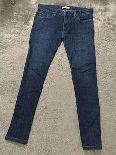 Jeans Uniqlo Slim Fit Original