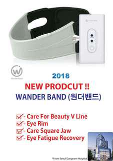 Wander Band 2018 New Product
