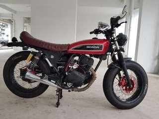 Honda CM125 Grounding Kit