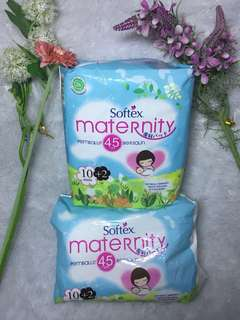 NEW Softex Maternity