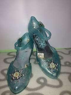 Frozen Elsa Shoes with Lights
