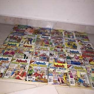 Archie Comics Judhead Double Digest