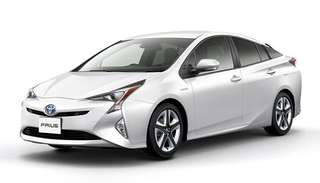 Toyota PRIUS HYBRID BRAND NEW
