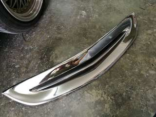 Jazz fit gd chrome front grill