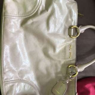 Miu Miu Hand Bag