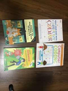 Teaching children to code books