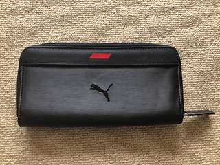 Brand new Puma men black wallet