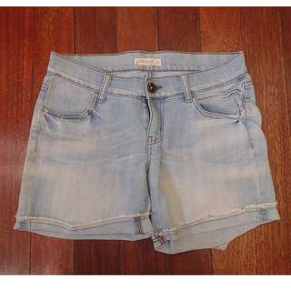 Gloria Jeans Faded Denim Shorts