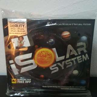 iSolar System (Augmented Reality Book For Kids)