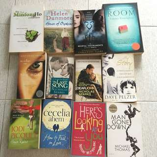 Young Adult Storybooks
