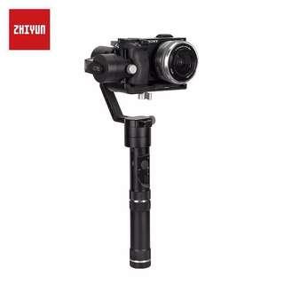 ZHIYUN Crane M 3-Axis Brushless Handheld Gimbal Stabilizer