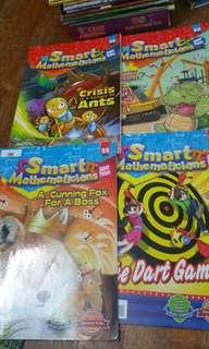Smart mathaticians at 2.00 each