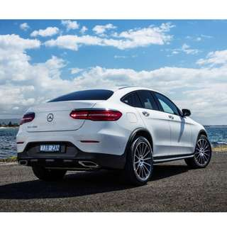 Mercedes-Benz GLC250 Coupe Auto AMG Line 4MATIC