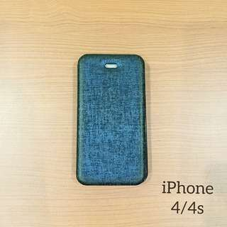 Navy Denim Flipcover for iPhone