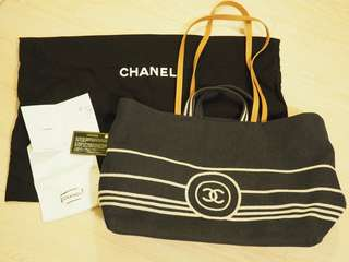 Chanel denim bag 牛仔布袋