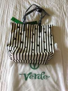 Tote Bag with purse inside