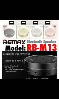 Remax M13 Bluetooth speaker