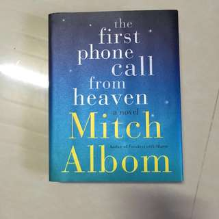 Hard Bound First Phone Call from Heaven
