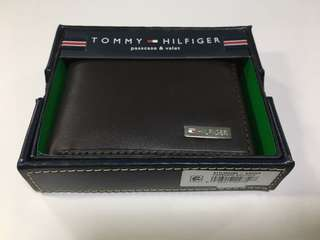 Tommy Hilfiger Wallet 美皮錢包 美國入口