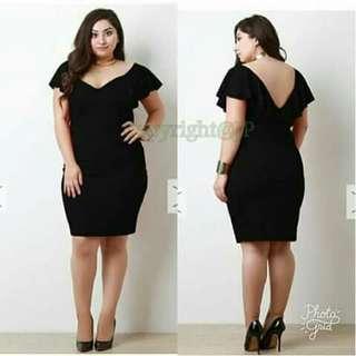 pluz size dress/ Pre order