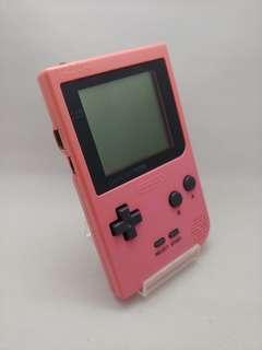 Gameboy Pocket Game Boy 粉紅 GBP