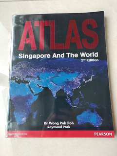Atlas - Singapore And The World 2nd Edition