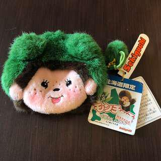 Monchhichi Coin Bag 北海道限定