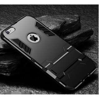 免郵2018新款創意磨砂支架手機殼iPhone case 共有8款顏色