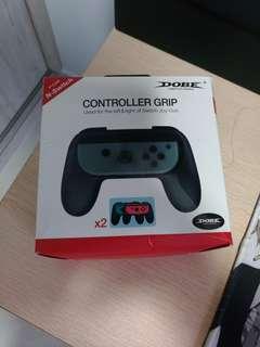 Switch Joycon Grip (Black x2)