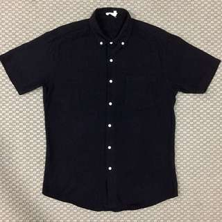 Black Zalora Shirt