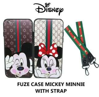 Mickey strap case FREE ONGKIR