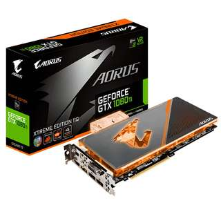 AORUS GeForce® GTX 1080 Ti Waterforce