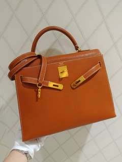 Hermes kelly 32 mult color
