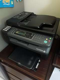 Fuji Xerox M205 fw 3-in-1 Photocopier, Scanner, Printer