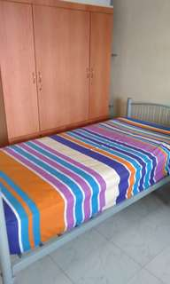 Single Bed Space (Sharing Common Room) for Rental