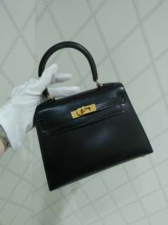 Hermes mini kelly大耳朵
