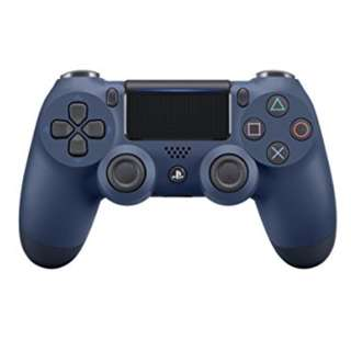 Midnight Blue DualShock 4 Wireless Controller for PlayStation 4
