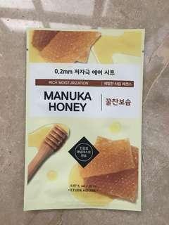 Manuka Honey Masker