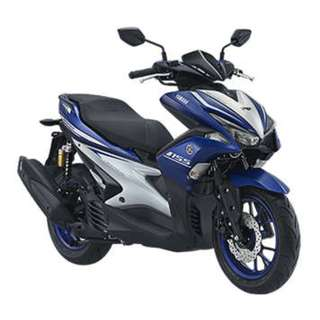 Brand New Yamaha Aerox 155